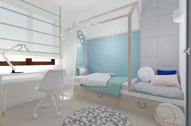 Những mẫu giường ngủ cho bé đến người lớn cũng bị đốn tim - Ảnh 8.