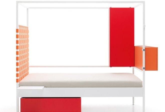 Bạn có thể tự tạo ra không gian riêng cho bản thân nhờ bộ đồ nội thất đa năng ngay dưới đây - Ảnh 1.