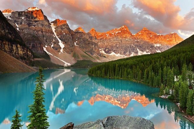 Những vùng đất đẹp đến lạ thường hiện diện trên Trái đất mà nhiều người chưa từng nghe đến - Ảnh 6.