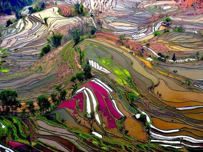 Những vùng đất đẹp đến lạ thường hiện diện trên Trái đất mà nhiều người chưa từng nghe đến - Ảnh 7.