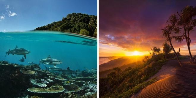 Những vùng đất đẹp đến lạ thường hiện diện trên Trái đất mà nhiều người chưa từng nghe đến - Ảnh 12.