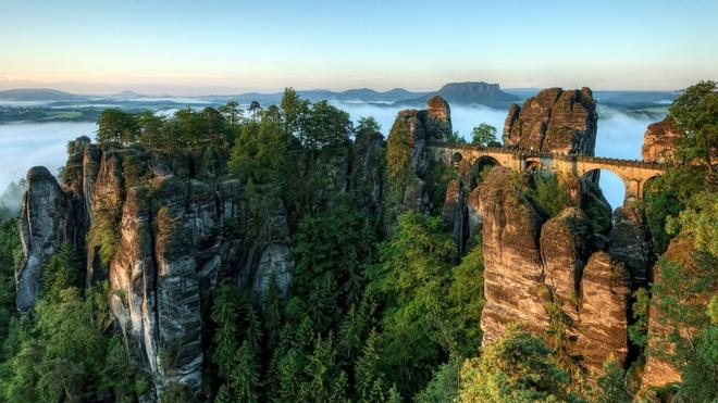 Những vùng đất đẹp đến lạ thường hiện diện trên Trái đất mà nhiều người chưa từng nghe đến - Ảnh 15.