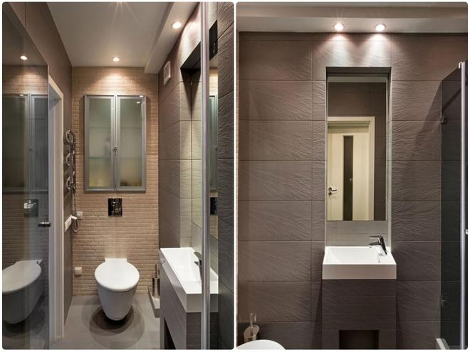 Căn hộ 22m² trang trí theo phong cách tối giản và đầy đủ chức năng cho vợ chồng trẻ - Ảnh 10.