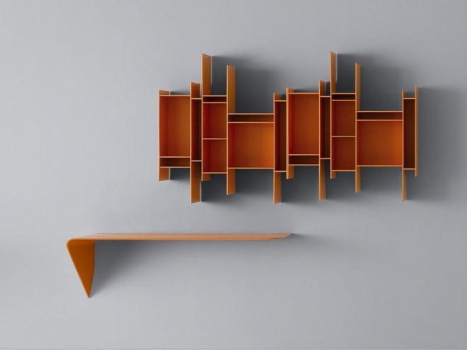 Những mẫu thiết kế kệ lưu trữ vô cùng thông minh, linh hoạt cho không gian sống hiện đại - Ảnh 2.