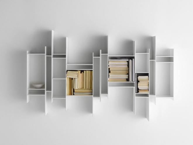 Những mẫu thiết kế kệ lưu trữ vô cùng thông minh, linh hoạt cho không gian sống hiện đại - Ảnh 3.