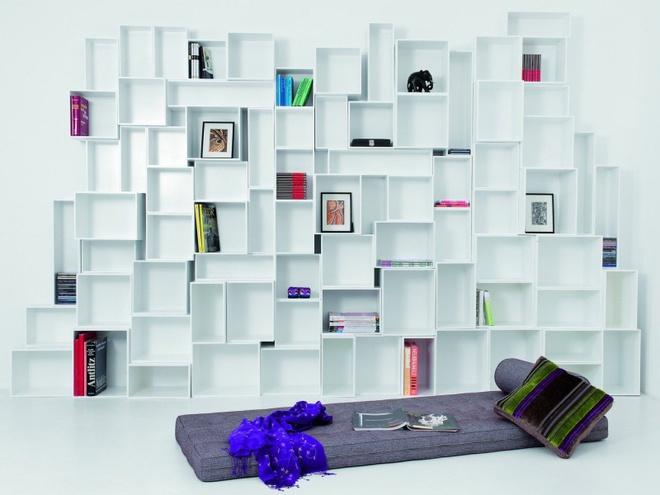 Những mẫu thiết kế kệ lưu trữ vô cùng thông minh, linh hoạt cho không gian sống hiện đại - Ảnh 5.