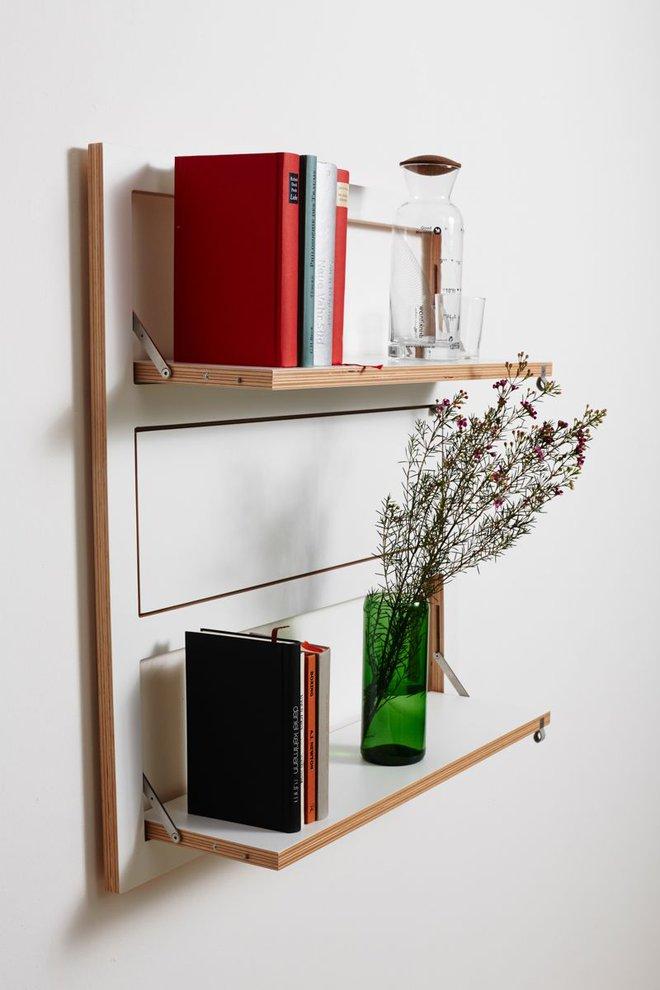 Những mẫu thiết kế kệ lưu trữ vô cùng thông minh, linh hoạt cho không gian sống hiện đại - Ảnh 6.