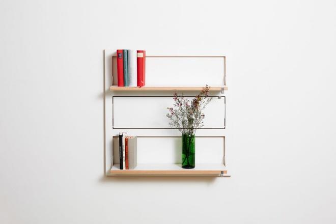 Những mẫu thiết kế kệ lưu trữ vô cùng thông minh, linh hoạt cho không gian sống hiện đại - Ảnh 7.