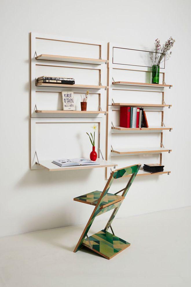 Những mẫu thiết kế kệ lưu trữ vô cùng thông minh, linh hoạt cho không gian sống hiện đại - Ảnh 8.
