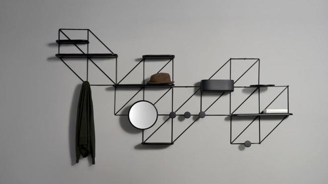Những mẫu thiết kế kệ lưu trữ vô cùng thông minh, linh hoạt cho không gian sống hiện đại - Ảnh 10.