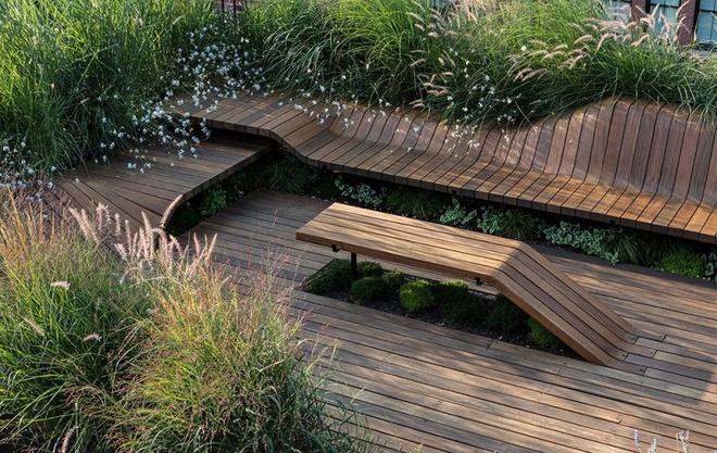 6 cách thiết kế sân thượng vừa đẹp vừa hữu ích bạn không nên bỏ qua - Ảnh 2.