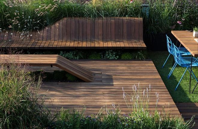 6 cách thiết kế sân thượng vừa đẹp vừa hữu ích bạn không nên bỏ qua - Ảnh 3.