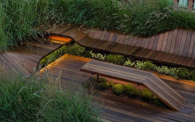 6 cách thiết kế sân thượng vừa đẹp vừa hữu ích bạn không nên bỏ qua - Ảnh 6.