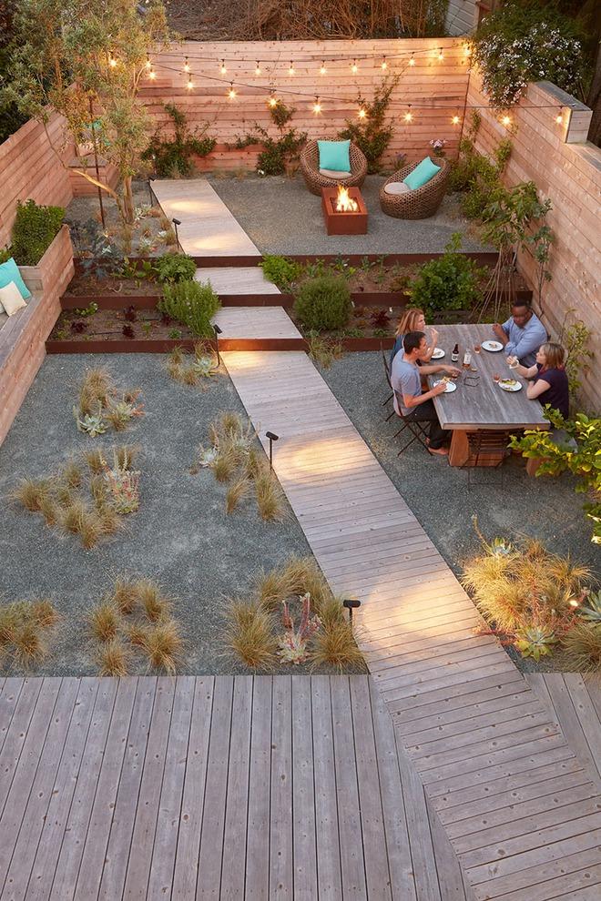 6 cách thiết kế sân thượng vừa đẹp vừa hữu ích bạn không nên bỏ qua - Ảnh 7.