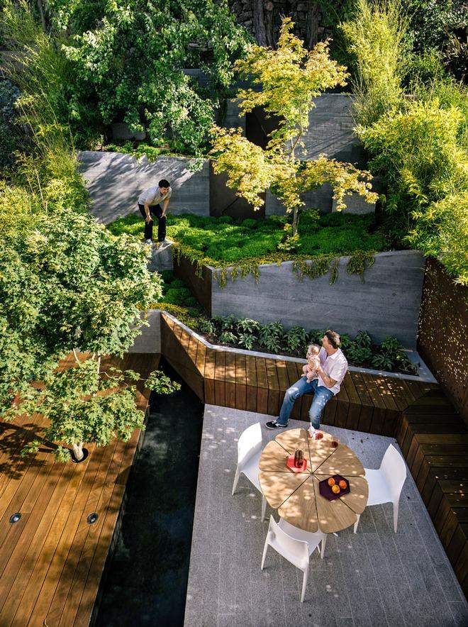 6 cách thiết kế sân thượng vừa đẹp vừa hữu ích bạn không nên bỏ qua - Ảnh 11.