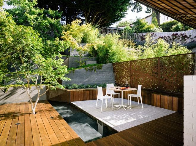 6 cách thiết kế sân thượng vừa đẹp vừa hữu ích bạn không nên bỏ qua - Ảnh 12.