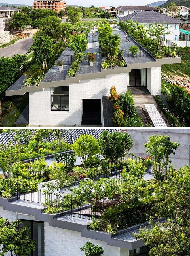 6 cách thiết kế sân thượng vừa đẹp vừa hữu ích bạn không nên bỏ qua - Ảnh 21.