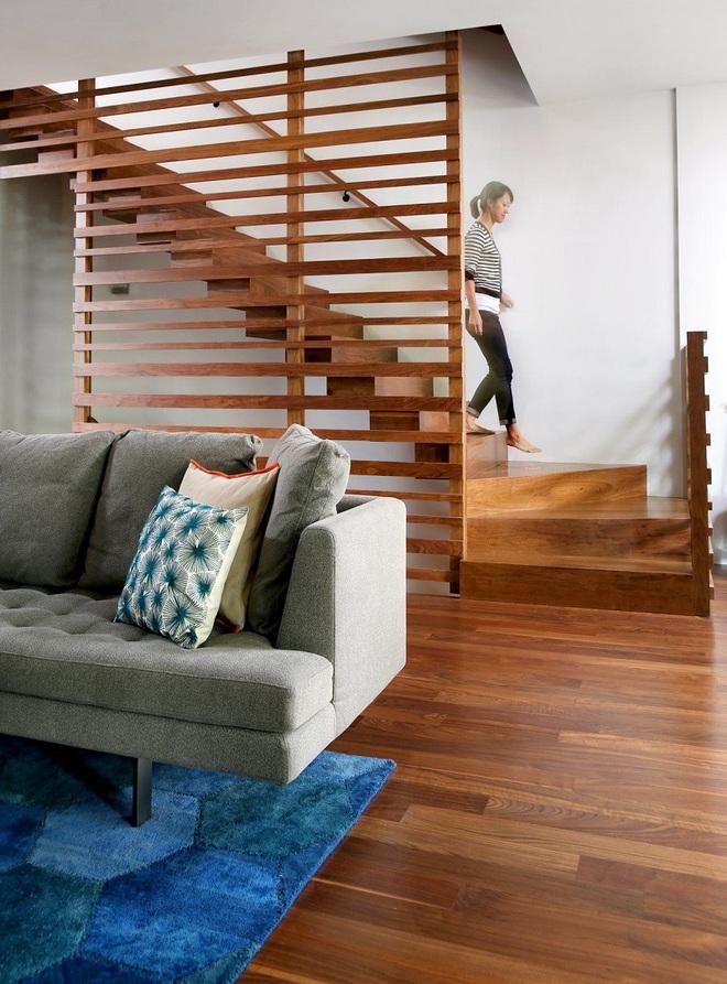 Những mẫu thiết kế sáng tạo dưới đây sẽ biến cầu thang nhà bạn thành khu vui chơi cực hay của trẻ nhỏ - ảnh 2