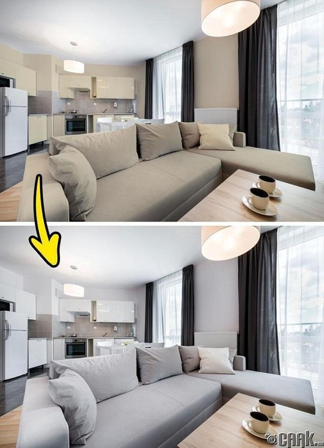 7 mẹo vặt thiết kế biến ngôi nhà của bạn đẹp như trên bìa tạp chí - Ảnh 1.