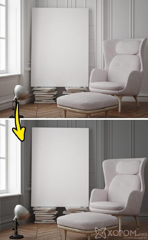 7 mẹo vặt thiết kế biến ngôi nhà của bạn đẹp như trên bìa tạp chí - Ảnh 2.