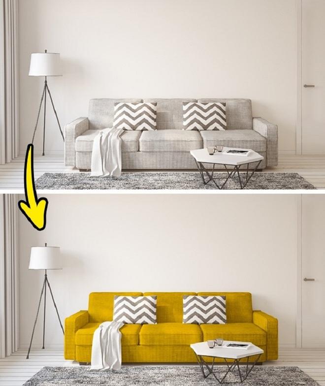 7 mẹo vặt thiết kế biến ngôi nhà của bạn đẹp như trên bìa tạp chí - Ảnh 3.