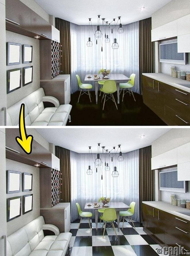 7 mẹo vặt thiết kế biến ngôi nhà của bạn đẹp như trên bìa tạp chí - Ảnh 5.