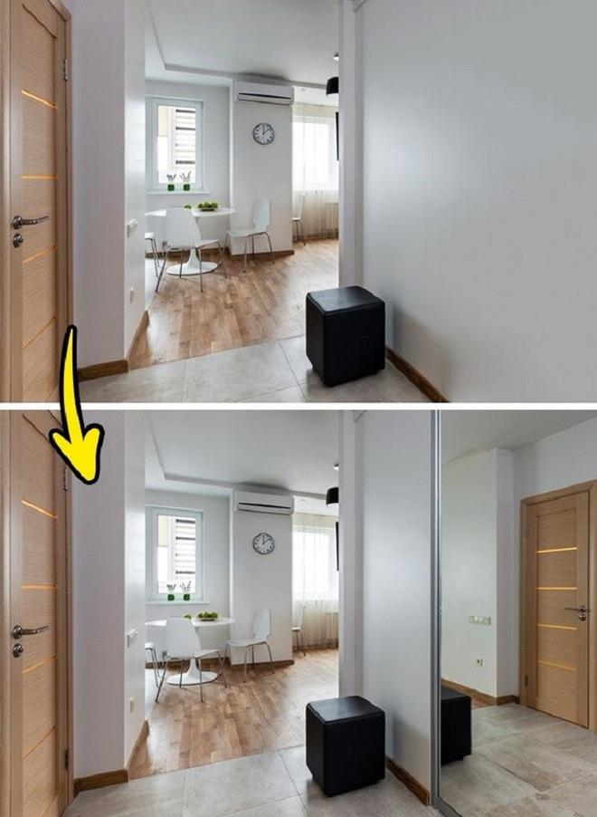 7 mẹo vặt thiết kế biến ngôi nhà của bạn đẹp như trên bìa tạp chí - Ảnh 6.