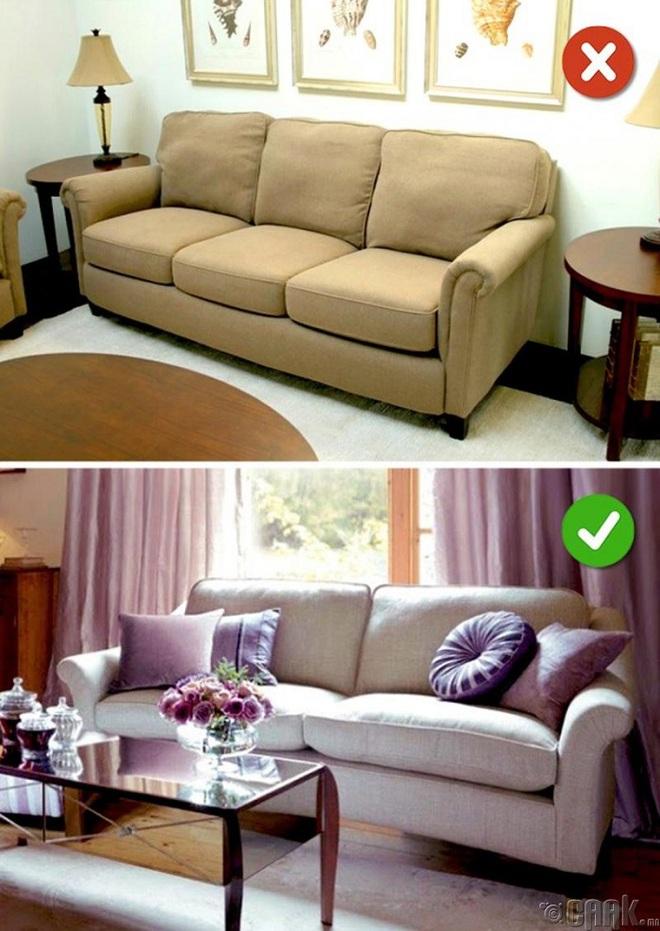 Những sai lầm trong thiết kế phòng khách nếu mắc phải bạn cần thay đổi ngay lập tức - Ảnh 4.