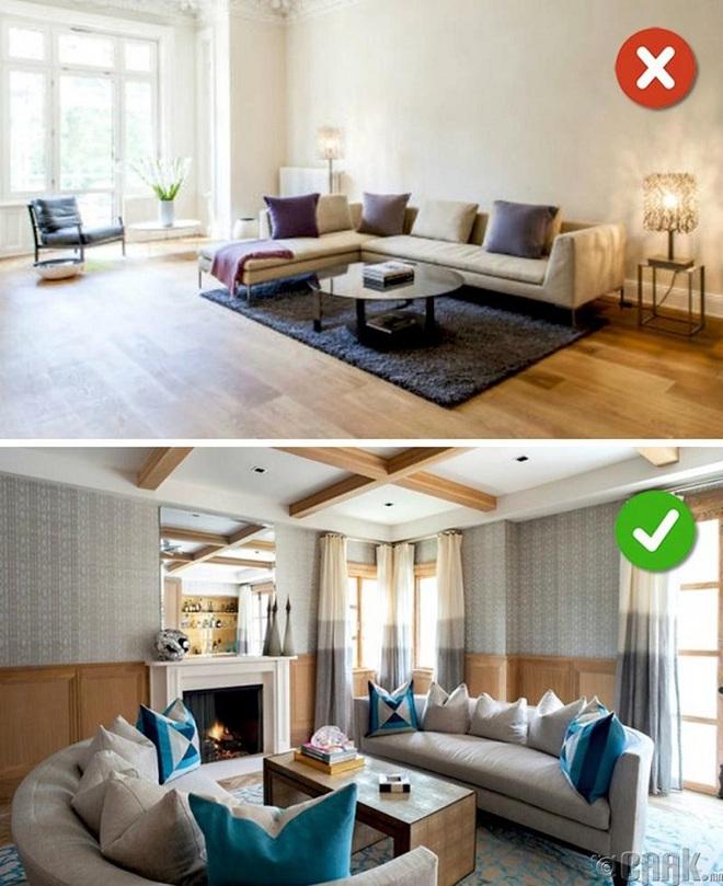 Những sai lầm trong thiết kế phòng khách nếu mắc phải bạn cần thay đổi ngay lập tức - Ảnh 5.