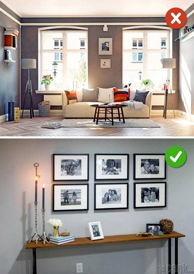 Những sai lầm trong thiết kế phòng khách nếu mắc phải bạn cần thay đổi ngay lập tức - Ảnh 9.