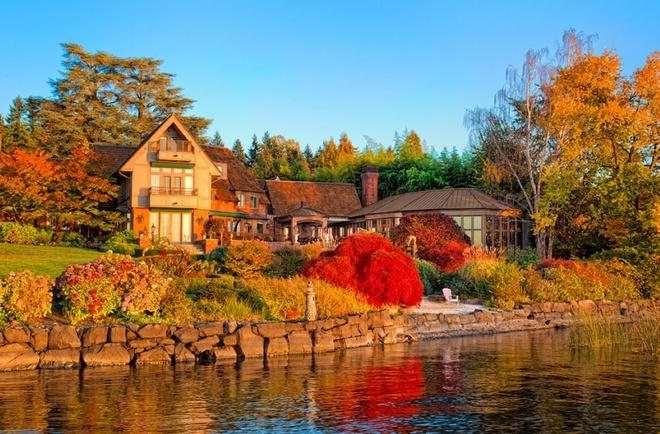 Xem những hình ảnh này mới thấy mùa thu ở đâu cũng đẹp không lời nào tả hết - Ảnh 12.