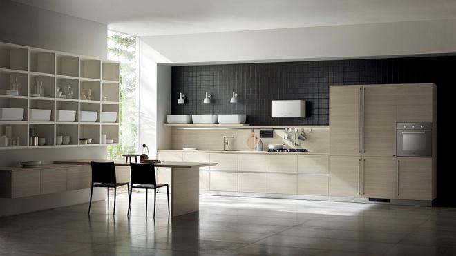 Những căn bếp đến từ Nhật Bản làm siêu lòng các bà nội trợ nhờ trang trí bằng phong cách tối giản siêu đẹp - Ảnh 2.