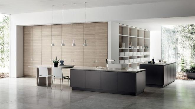 Những căn bếp đến từ Nhật Bản làm siêu lòng các bà nội trợ nhờ trang trí bằng phong cách tối giản siêu đẹp - Ảnh 5.