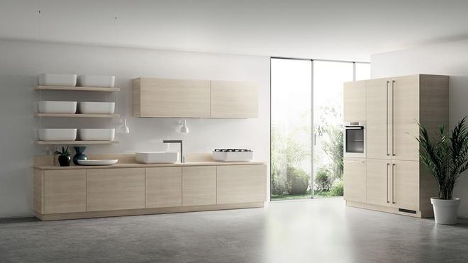 Những căn bếp đến từ Nhật Bản làm siêu lòng các bà nội trợ nhờ trang trí bằng phong cách tối giản siêu đẹp - Ảnh 6.