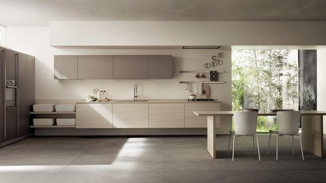 Những căn bếp đến từ Nhật Bản làm siêu lòng các bà nội trợ nhờ trang trí bằng phong cách tối giản siêu đẹp - Ảnh 8.