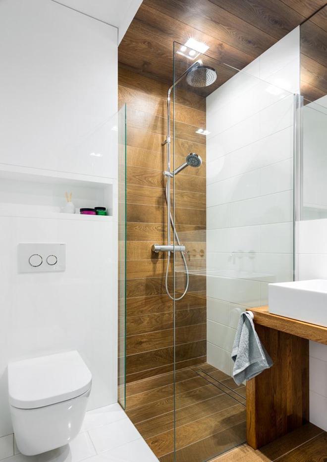 Những lý do khiến bạn cần có một chiếc vòi sen đứng trong phòng tắm của gia đình - Ảnh 2.