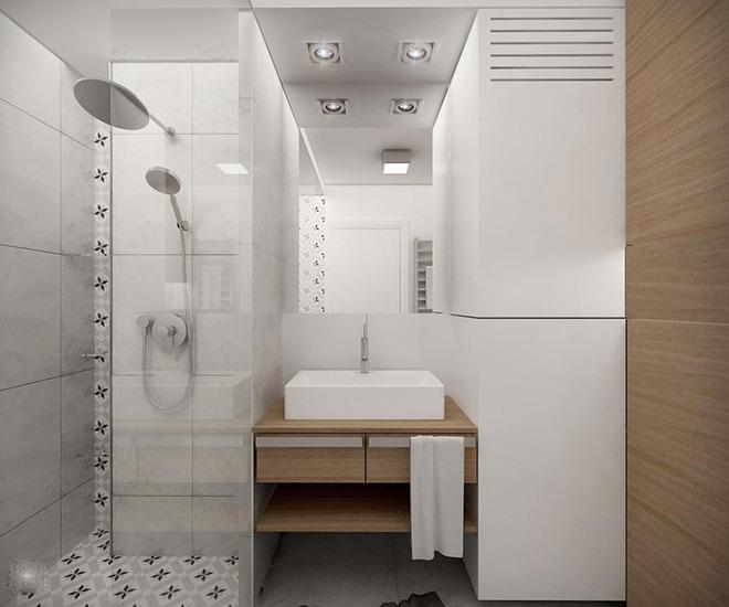 Những lý do khiến bạn cần có một chiếc vòi sen đứng trong phòng tắm của gia đình - Ảnh 6.