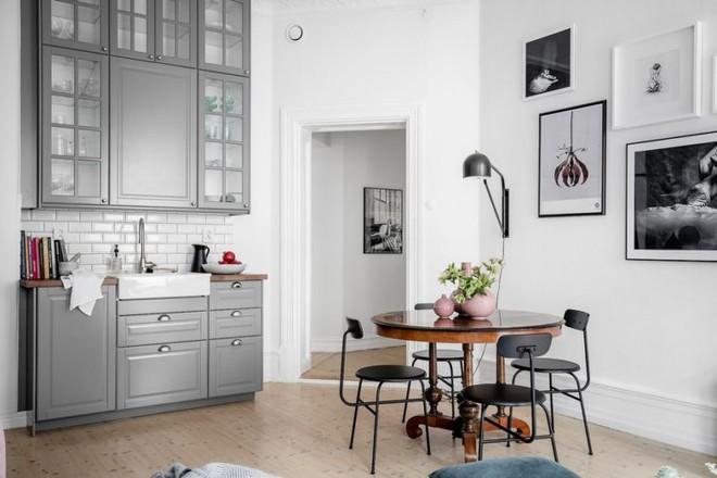 Căn hộ có phong cách thiết kế và bài trí đẹp xuất sắc từ những chi tiết nhỏ nhất - Ảnh 5.