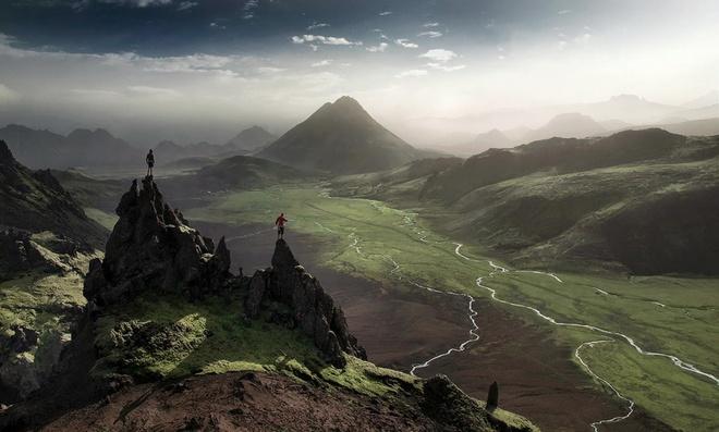 Nín thở trước những cảnh đẹp có nằm mơ bạn cũng không thể tưởng tượng ra được - ảnh 13