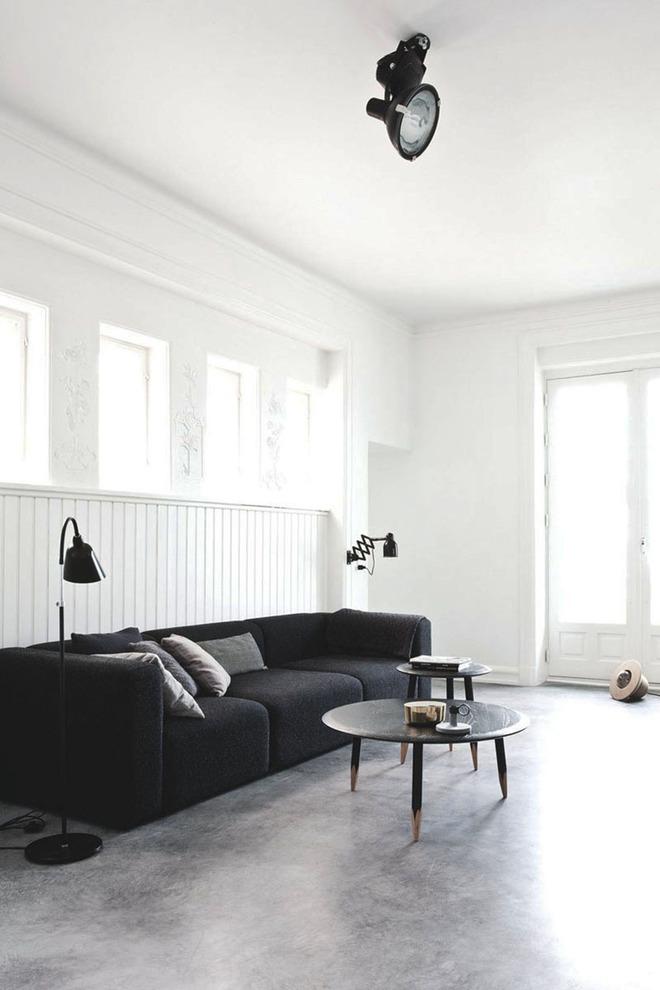 Đây chính là kiểu sàn nhà vô cùng giản dị nhưng lại đánh cắp trái tim biết bao người - Ảnh 8.