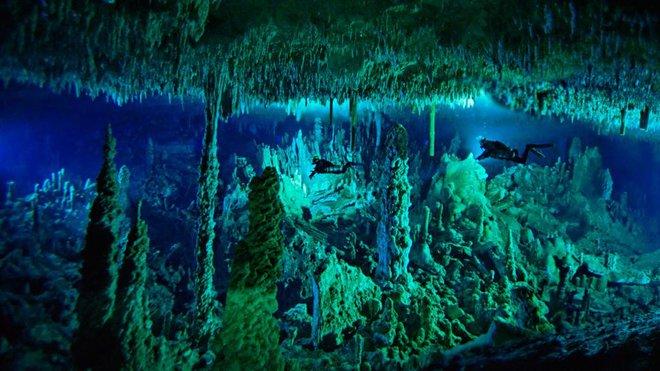 Phát hiện hố xanh khổng lồ giữa lòng đại dương nhưng thứ ẩn chứa trong đó còn đáng kinh ngạc hơn - Ảnh 5.