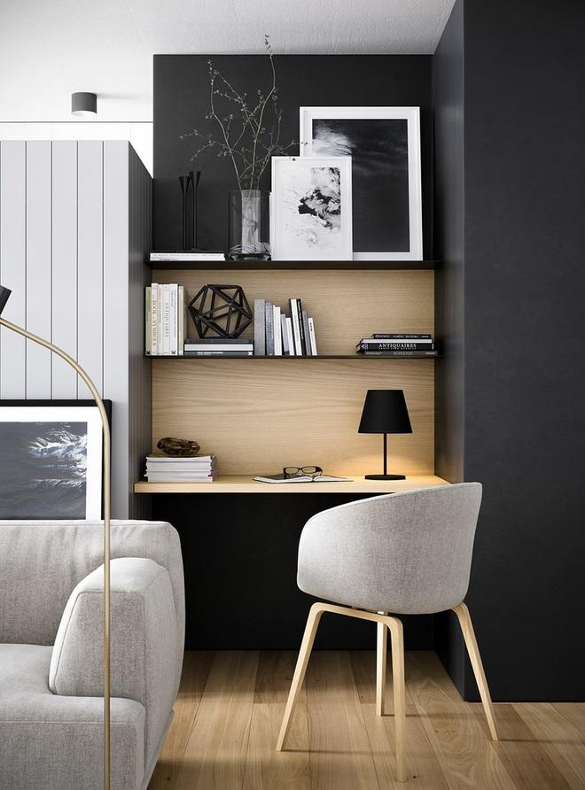11 ý tưởng thiết kế cho góc làm việc ở nhà cực phong cách bạn nhất định phải biết - Ảnh 6.