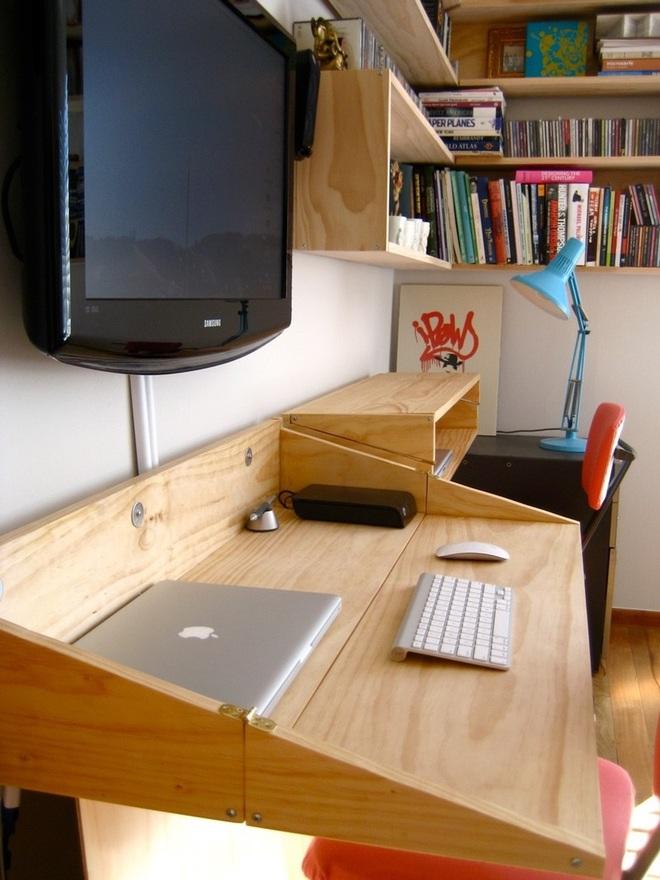 11 ý tưởng thiết kế cho góc làm việc ở nhà cực phong cách bạn nhất định phải biết - Ảnh 11.
