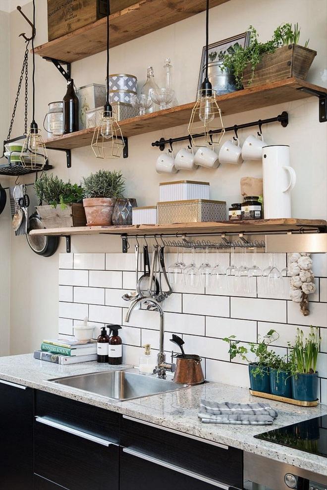 Gỗ - chất liệu không thể thiếu nếu không được sử dụng trong căn bếp nhà bạn - Ảnh 2.