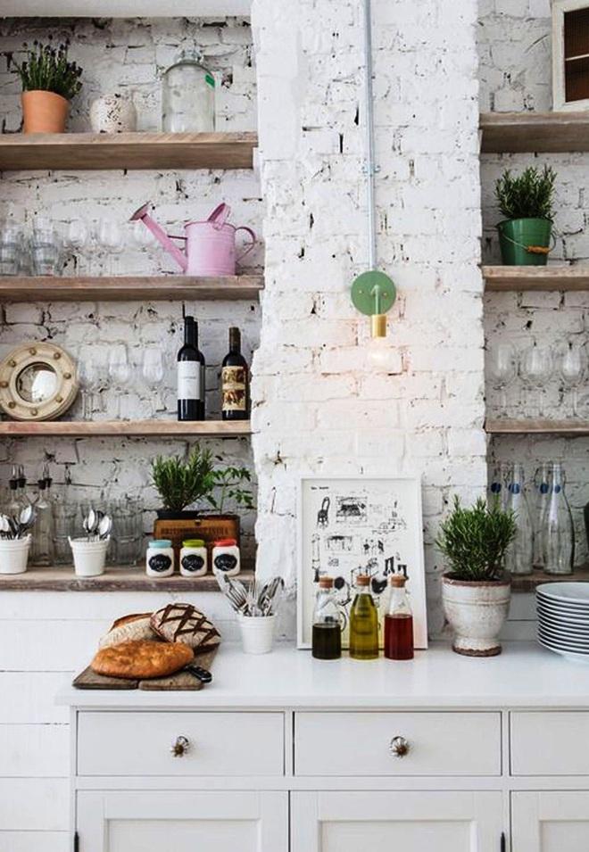 Gỗ - chất liệu không thể thiếu nếu không được sử dụng trong căn bếp nhà bạn - Ảnh 3.