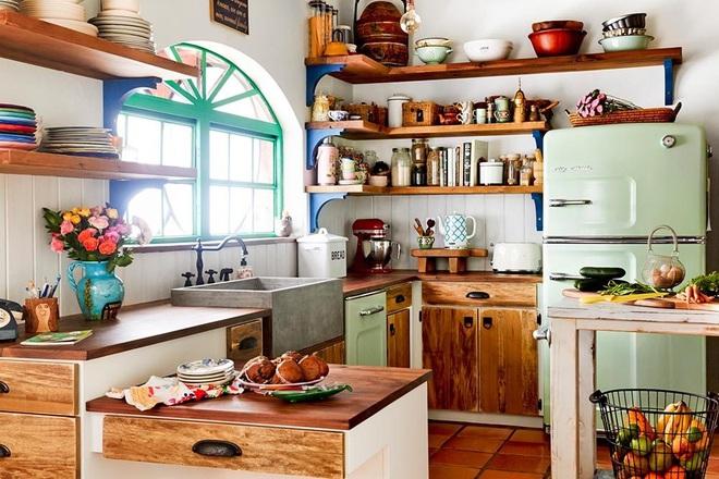 Gỗ - chất liệu không thể thiếu nếu không được sử dụng trong căn bếp nhà bạn - Ảnh 4.