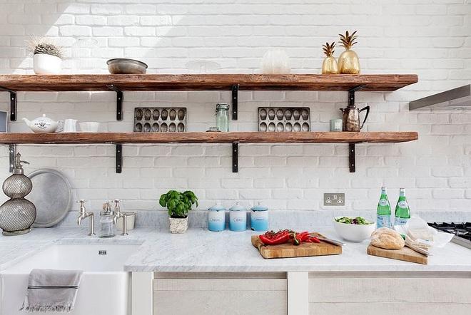 Gỗ - chất liệu không thể thiếu nếu không được sử dụng trong căn bếp nhà bạn - Ảnh 5.