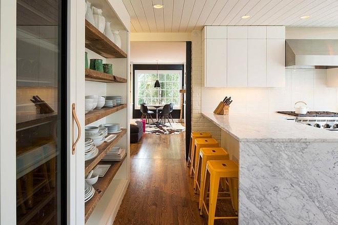 Gỗ - chất liệu không thể thiếu nếu không được sử dụng trong căn bếp nhà bạn - Ảnh 11.