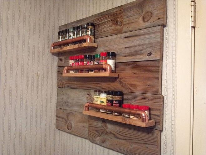 Gỗ - chất liệu không thể thiếu nếu không được sử dụng trong căn bếp nhà bạn - Ảnh 13.