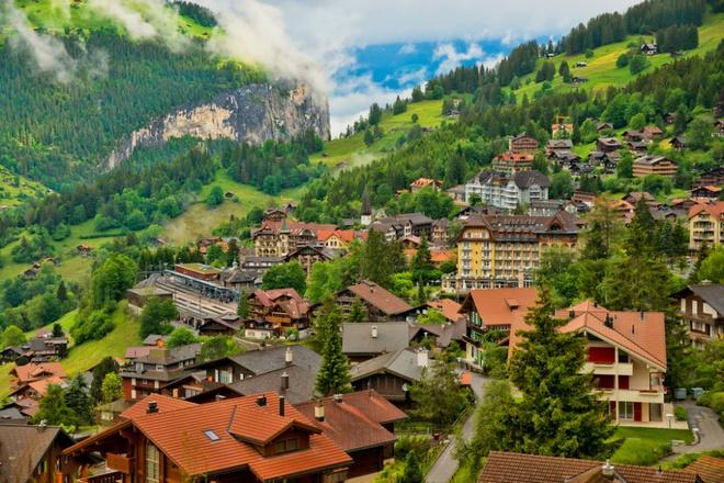 Những ngôi làng tuyệt đẹp như cổ tích ai cũng mơ ước được tới dù chỉ một lần - Ảnh 15.